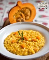 Pumpkin Risotto Recipe Vegan by Risotto Alla Zucca U2013 Pumpkin Risotto U2013 Polenta U0026 Baccalá