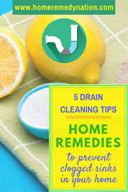 Slow Draining Bathroom Sink Remedy by Best 10 Unclogging Drains Ideas On Pinterest Diy Drain Cleaning