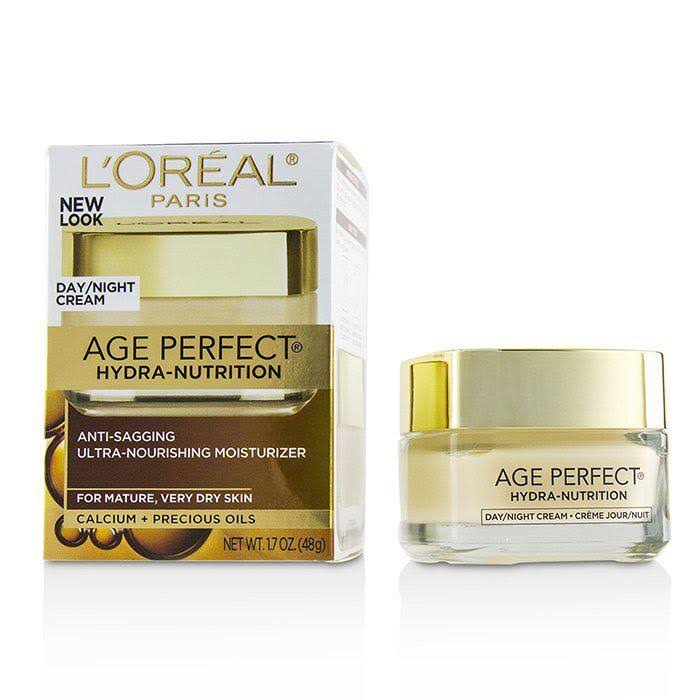L'Oréal Paris Age Perfect Hydra Nutrition Day Night Cream - 48g