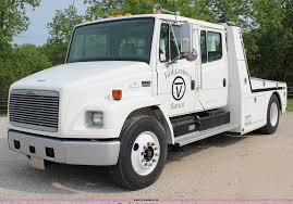 2002 Freightliner FL70 Crew Cab Flatbed Truck   Item H2715  ... Freightliner Takes Wraps Off New Cascadia Truck News Expediters Fyda Columbus Ohio Sold 2014 Diesel 18ft Food 119000 Prestige New And Used Trucks Trailers For Sale At Semi Truck And Traler Inventory Northwest Argosy Craigslist Best Car Reviews 1920 2019 Freightliner Scadia126 For Sale 1415 Oh 20 Top Upcoming Cars Ca116dc At Premier Group In East Liverpool Oh Wheeling Wv