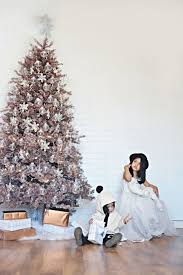 DIY Rose Gold Christmas Tree Little Inspiration