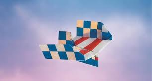 Make The A7 Moonraider Paper Airplane