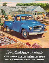 1949 Studebaker Trucks Brochure 1949 Studebaker Pickup Truck Pictured At The Annual Newpor Flickr Intertional 2r5 Pick Up To 1951 Pickup For Sale On Classiccarscom Lowe Low And Behold Photo Truck 1 Ton The Street Peep 5 Studebaker Pickup 2r Youtube 49 R16a Floor Mat 1962 Trucks Historic Flashbacks Trend