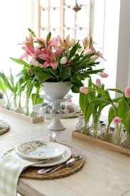 Full Size Of Best Spring Images On Ideas Table Centerpieces Cheap Awesome Dining Decor Cool Decorating