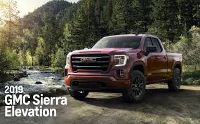 100 Gmc Trucks 2019 GMC Sierra Elevation All You Wanted To Know