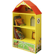 Kid's Wooden Barn Bookshelf From The Teamson® Happy Farm Room ... Barn Bookshelf Guidecraft G98058 How To Make Wall Shelves Industrial Pipe And Wal Lshaped Desk With Lawyer Loves Lunch Build Your Own Pottery Closed Bookshelf With Glass Front Lift Doors Like A Library Hand Crafted Reclaimed Wood By Taj Woodcraft Llc Toddler Bookcases Pottery Barn Kids Wood Bookcase Fniture Home House Bookcase Unbelievable Picture Units Glamorous Tv Shelf Bookcasewithtv Kids Wooden From The Teamson Happy Farm Room Excellent Ladder Photo Ideas Tikspor Ana White Diy Projects
