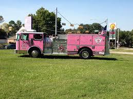 100 Pink Fire Trucks Firetruck At Christus St Catherine Hospital Katy Texas