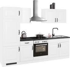wiho küchen küchenzeile erla ohne e geräte breite 270 cm kaufen otto