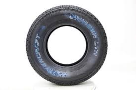 Amazon.com: Mastercraft Courser LTR All-Terrain Radial Tire -285 ...