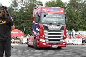 100 Master Truck Scania Polska Scania S500 Awarded Of The Year 2017