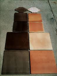 Manganese Saltillo Tile Presealed U Custom Stained Mexican by Saltillo Tile Stain Products Pictures To Pin On Pinterest Pinsdaddy