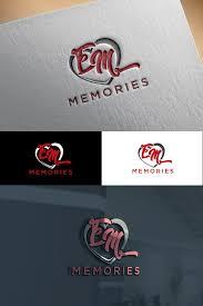 100 Memories By Design Logo For EM Or EM By