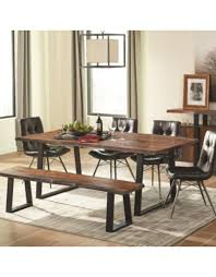 Coaster Jamestown Rustic Live Edge Dining Table Coaster Jamestown Rustic Live Edge Ding Table Muses 5piece Round Set With Slipcover Parsons Chairs By Progressive Fniture At Lindys Company Tips To Mix And Match Room Successfully Kitchen Home W 4 Ladder Back Side Universal Belfort Bradleys Etc Utah Mattrses Fine Parkins Parson Chair In Amber Of 2 Burnham Bench Scott Living Value City John Thomas Thomasville Nc Hillsdale 4670dtbwc4 Coleman Golden Brown