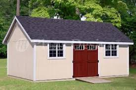 12 X 24 Gable Shed Plans by Backyard Storage Shed Plans 14 U0027 X 24 U0027 Gable Roof D1424g Material