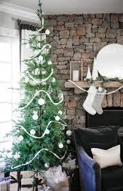Kitchen Christmas Tree Side Angle
