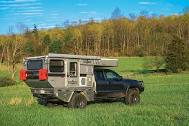 Woolrich X Four Wheel Campers Special Edition - Gear Patrol 2019 Lance Truck Camper 865 Tacoma Wa Rvtradercom The Silver Surfer Toyota Kauai Ovlander Truck Topper Or Slide In Camper Brians 2015 And Fleet Build Trucks Accsories Leentu Converts Into A Comfy Place To Camp Your Own Camper Trailer Glenl Rv Plans World Alucab Khaya Prime For Sale My Home Dwayne Parton Base Phoenix Pop Up Propex Furnace Truck Performance Gear Research Hallmark Best Popup Toyota Tacoma Exploring Pinterest