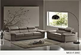 Geniune Leather Seating Sofa Set