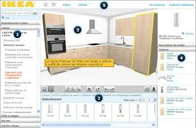 conception cuisine en ligne plan de travail cuisine sur mesure en ligne idée de modèle de cuisine