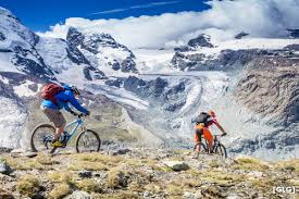 chamonix zermatt en vtt sejour alpes suisse voyages vtt velo tout