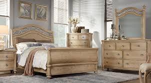 Rooms To Go Queen Bedroom Sets by Laurel View Sand 5 Pc Queen Sleigh Bedroom Queen Bedroom Sets