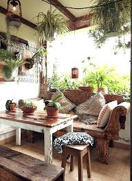 Bohemian Style Home Decor Best Apartment Ideas On