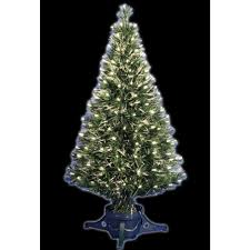 6ft Slim Christmas Tree With Lights by White Fiber Optic Christmas Tree Christmas Lights Decoration