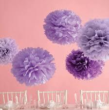 10 25cm 10pcs Tissue Paper Flower Balls Christmas Decoration DIY Wedding Birthday Party Free Shipping