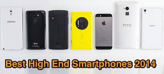 10 Best High End Smartphones to Buy