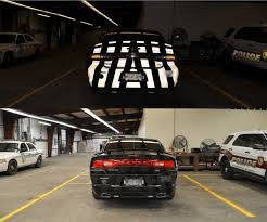 100 Truck Decals And Graphics Police And Emergency Vehicle Ghost Chevrons With 3M