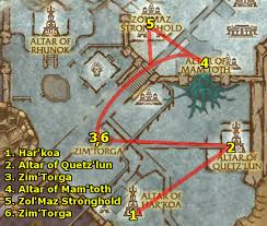 Wow Brackwell Pumpkin Patch Map by Wow Cataclysm Guides Blog
