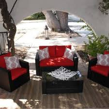 outdoor wicker conversation sets with patio conversation sets
