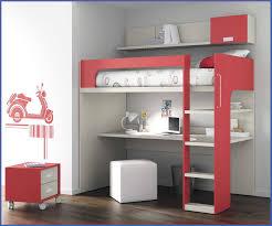 lit enfant bureau haut lit enfant mezzanine avec bureau image de bureau style 51323