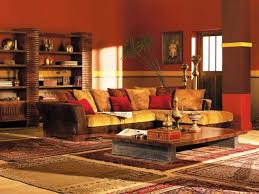 Furnitures In Indian Themed Living Room Decor Cozy And Warm With