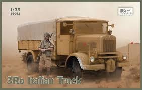 100 Model Semi Truck Kits 3Ro Italian IBG S 35052 2019