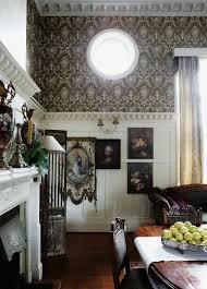 pompöses esszimmer mit halbhoher bild kaufen 11176367