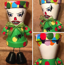 Halloween Candy Dishes by Halloween Decoration Scary Clown Candy Bowl Candy Dish