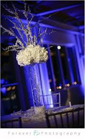 Branch Centerpiece Help Needed Wedding Winter Tall