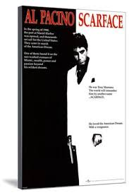Scarface Bathtub Scene Script by Scarface Posters At Allposters Com