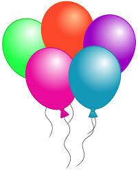 822x1024 Free Birthday Balloon Clip Art Free Clipart balloons