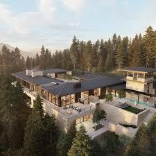 104 Modern Homes Worldwide Mountain Mansion Global