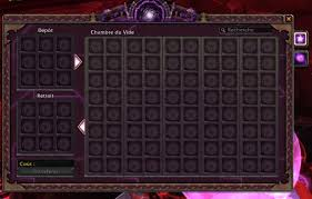 chambre du vide stockage à warlords of draenor