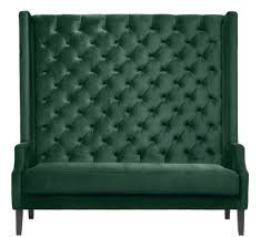 Casa Padrino Luxury High-back Sofa Dark Green / Black 160 X ... Green Velvet Chair On High Legs Stock Photo Image Of Black Back Ding Chairs Covers Blue Grey Button Modern Luxury Bar Stool Kitchen Counter Stools With Buy Modernbar Backglass Product Vintage Retro Danish High Back Green Lvet Lounge Chair Contemporary Armchair Lvet High Back Blue Armchair Made Walnut Covered With Green The Bessa Liberty In And Brass Pipe Structure Linda Fabric Lounge Amazoncom Fashion Metal Barstool 45 Antique Victorian Parlor Carved Roses Duhome Accent For Living Roomupholstered Tufted Arm Midcentury Set 2 Noble House Amalfi Barrel Emerald