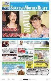 ausgabe vom 22 07 2012 beim sonntagswochenblatt