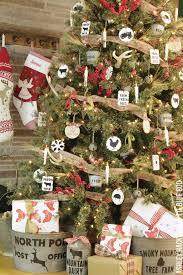 Rustic Farmhouse Christmas Tree Dream Challenge 2016 Regarding Designs 17