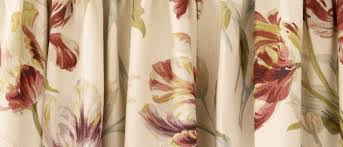 Ebay Curtains Laura Ashley by Gosford Cranberry Floral Pencil Pleat Ready Made Curtains At Laura