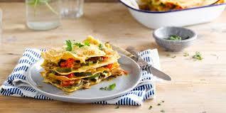 jeux de cuisine lasagne lasagne végétarienne alpro soja recettes femme actuelle