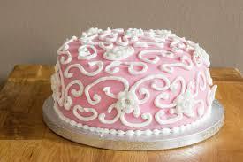 pfirsich maracuja blümchen torte mit weißer schokolade