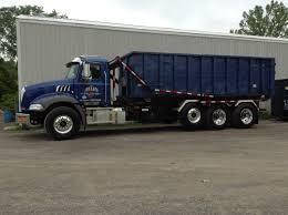 100 Roll Off Dumpster Truck John Allen Sanitation