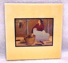 Ebay Decorative Wall Tiles by 148 Best R C Gorman Images On Pinterest Art Tiles Ceramic Art