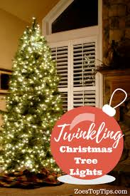 Blinking Christmas Tree Lights by Twinkling Christmas Tree Lights